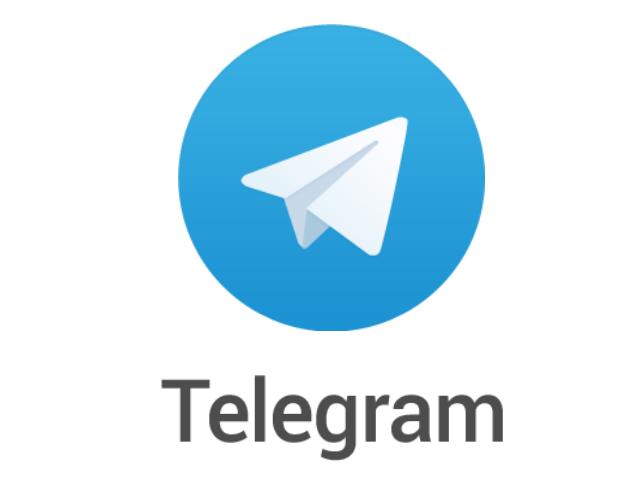 Telegram Auf Tablet